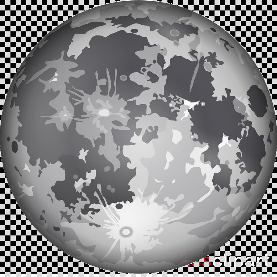 Top Full Moon Clip Art Vector Image » Free Vector Art.