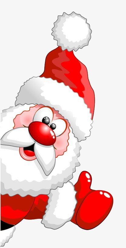 Santa Fig, Santa Clipart, Christmas, Santa Claus PNG.