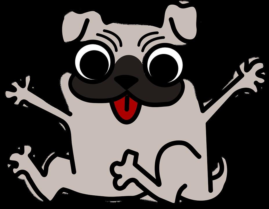 Animated Dog Clipart.