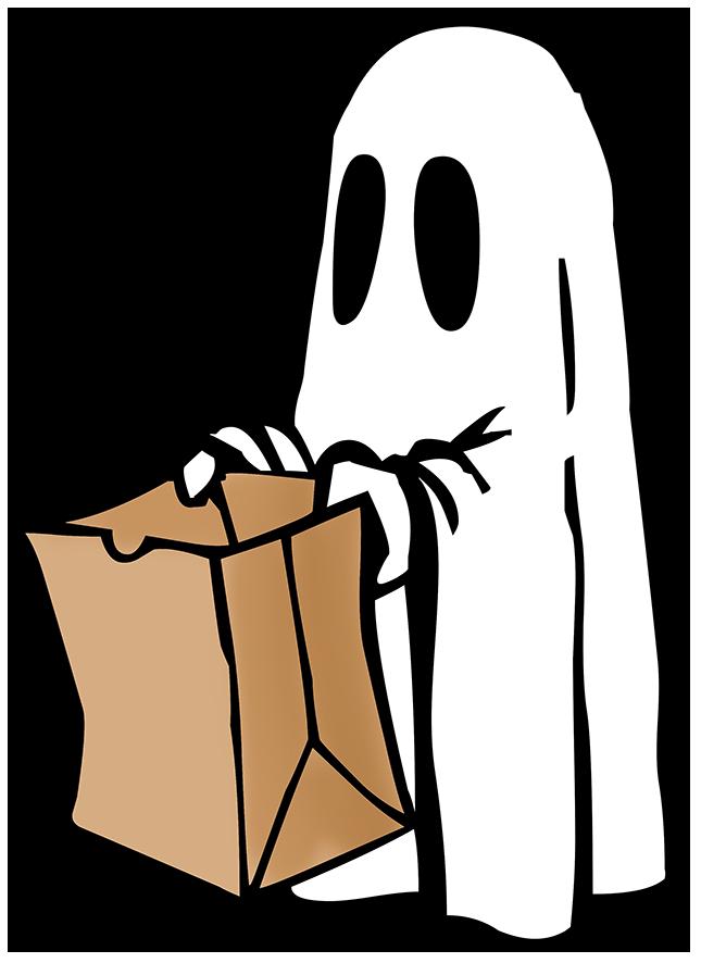 Funny Halloween Clipart.