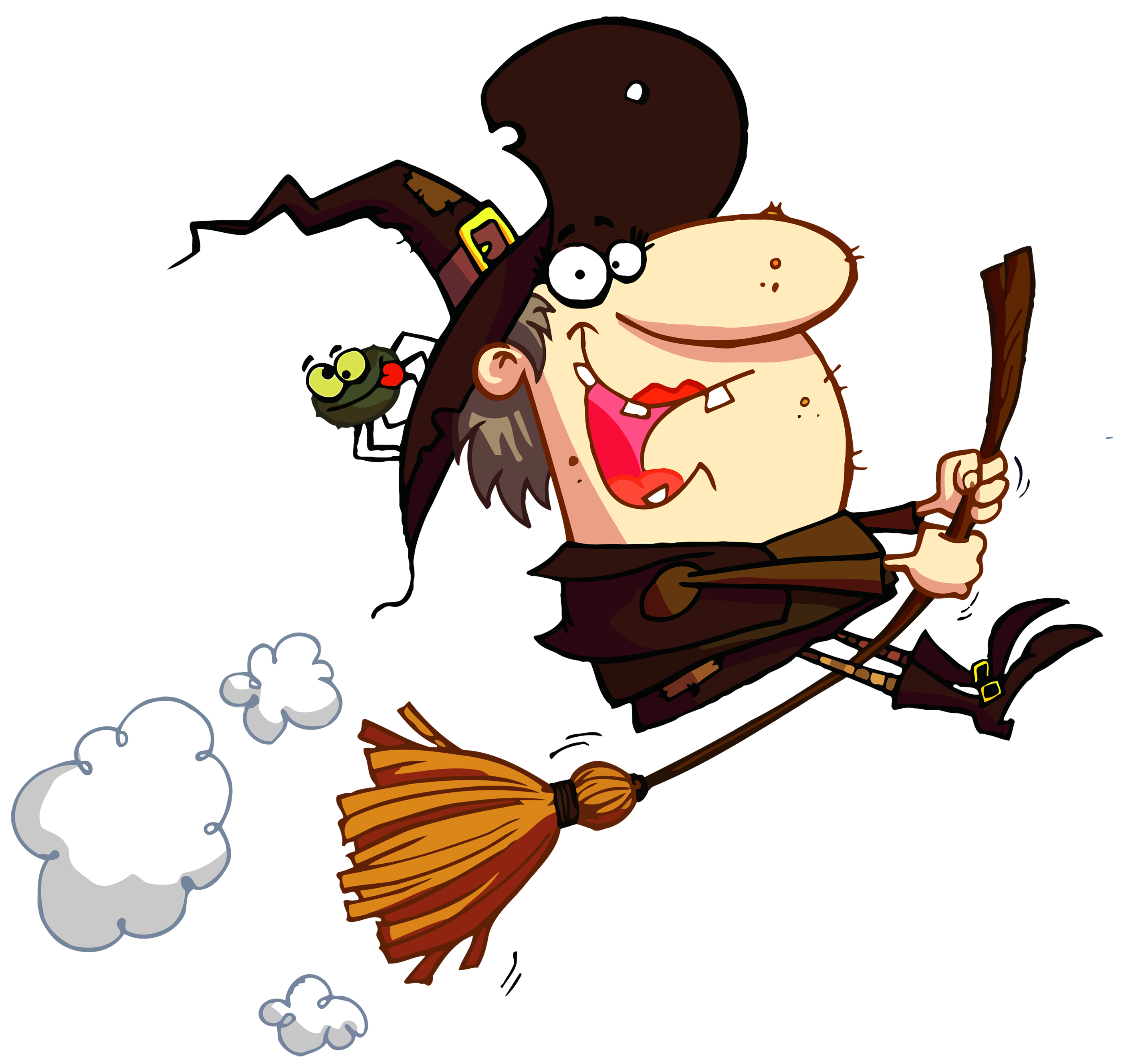 Funny Halloween Clipart Free.