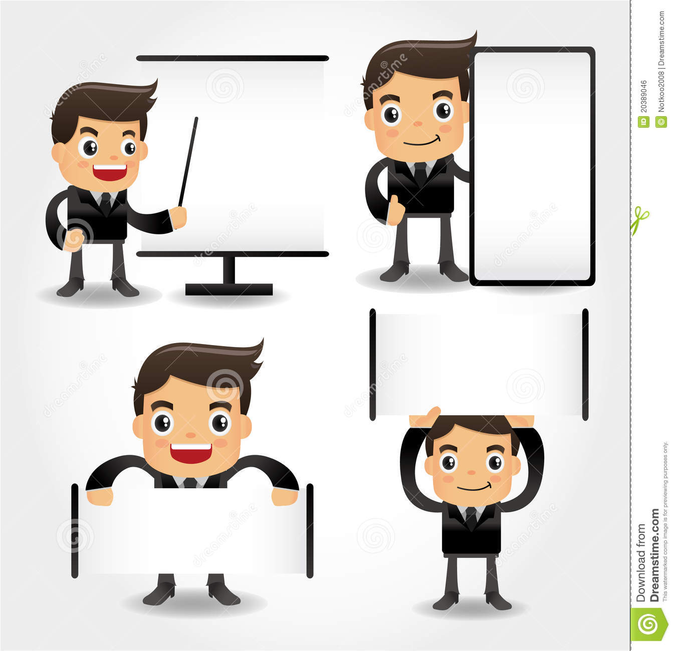 Office Worker Clipart Funny.