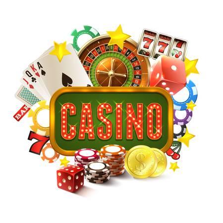 81,417 Gambling Stock Vector Illustration And Royalty Free Gambling.