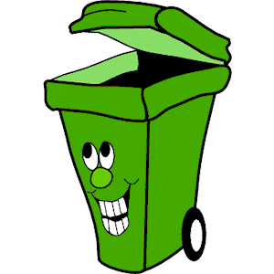 Trash Can Clipart Free.