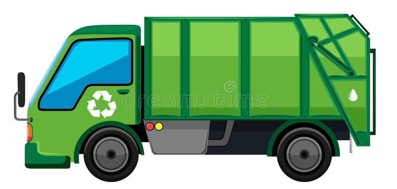 Garbage truck clipart free 6 » Clipart Station.