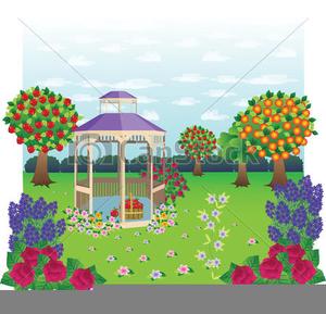 Free Graphic Garden Clipart.