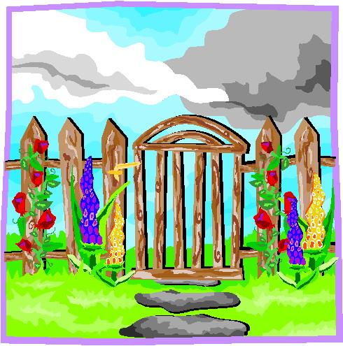 Garden clipart free.