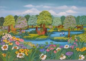 Lds Clipart Garden Of Eden.