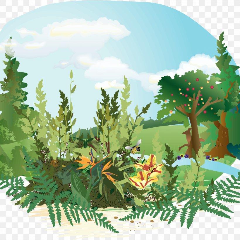 Garden Of Eden Bible Genesis Clip Art, PNG, 1500x1500px.