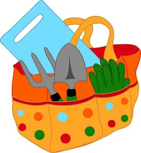 Clip Art Free Gardening.