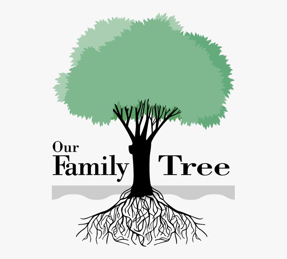 Ridgway Family Tree Clipart.
