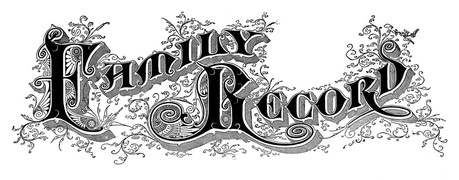 Family Tree Clip Art Free Genealogy Graphics And Clip Art.