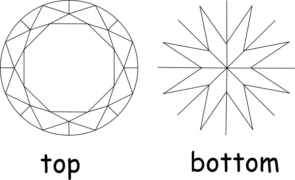Geometrical Shape clip art Free vector in Open office drawing svg.