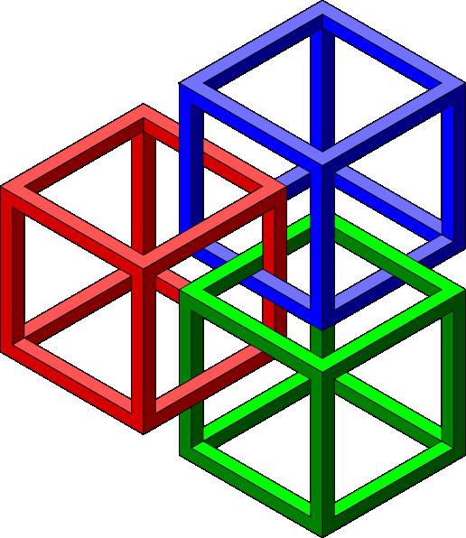 Geometric Shapes clip art.