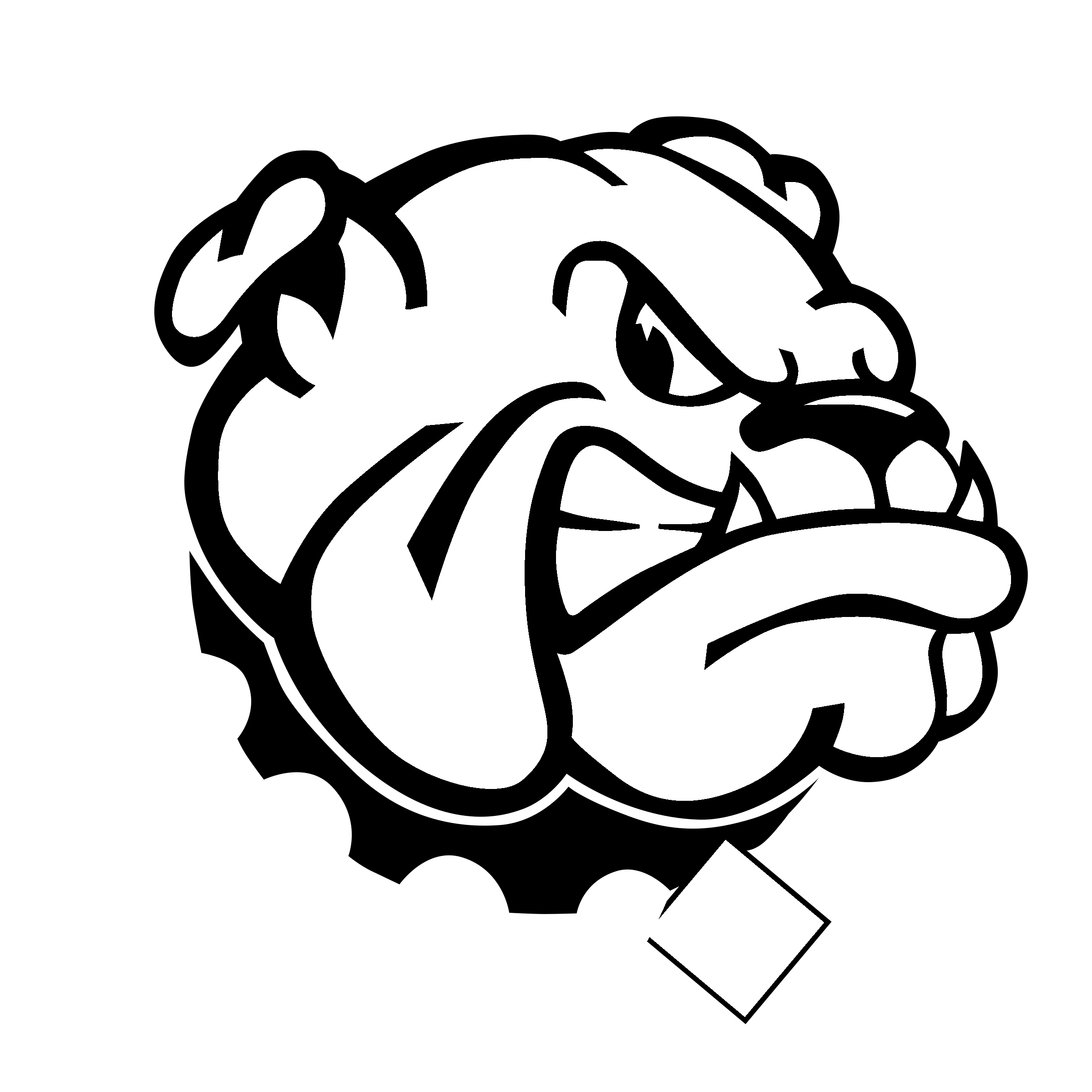 Georgia bulldog clipart clipart images gallery for free download.