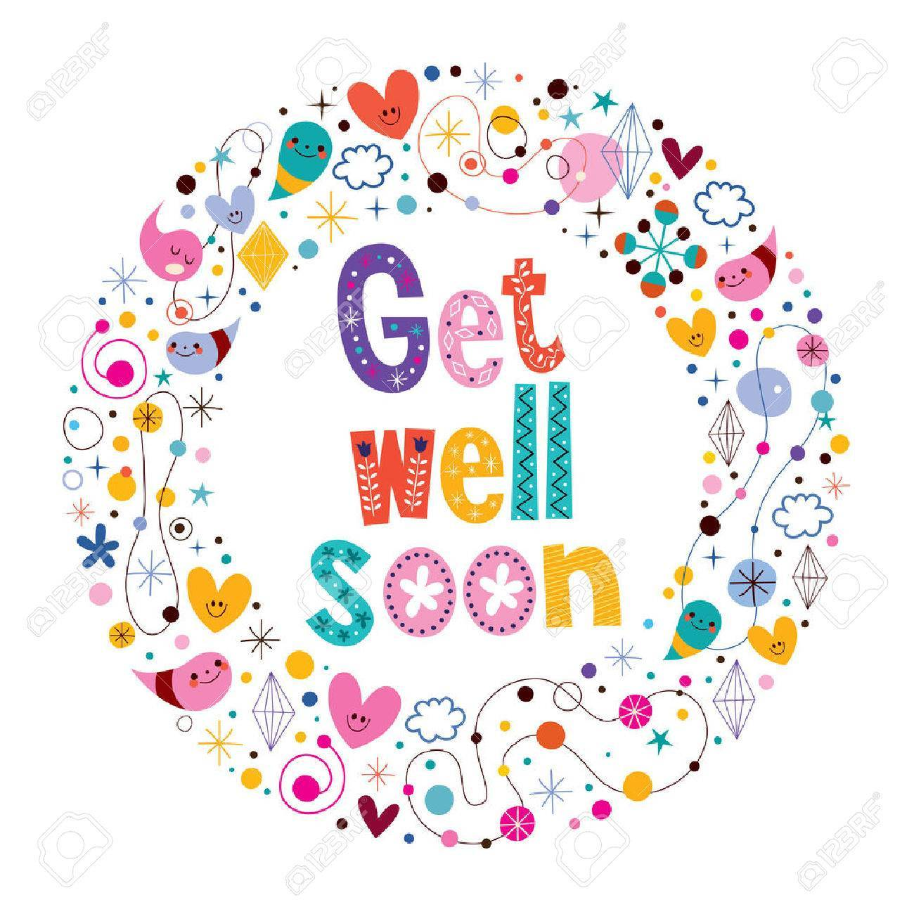 Free clipart images get well soon 5 » Clipart Portal.