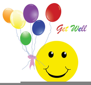 Clipart Get Soon Well.