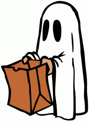 Free Ghost Clipart No Copyright.