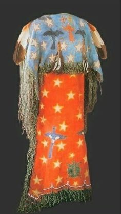 Arapaho Ghost Dance Dress.