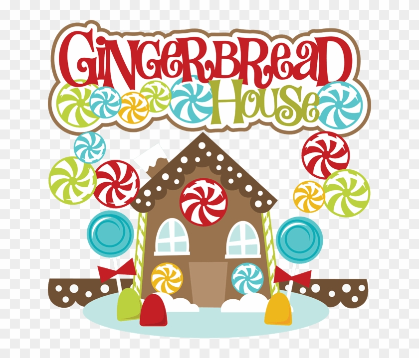 Gingerbread Candy Clipart.