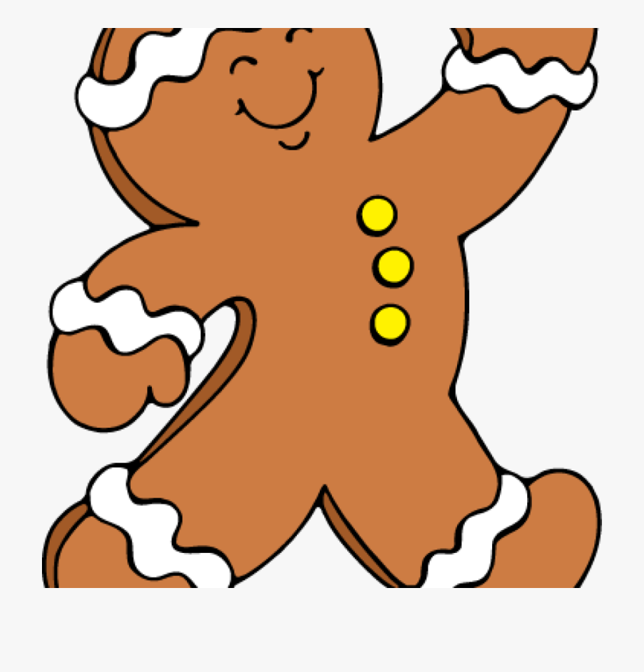 Gingerbread Man Clipart Grade One Tricks And Tales.
