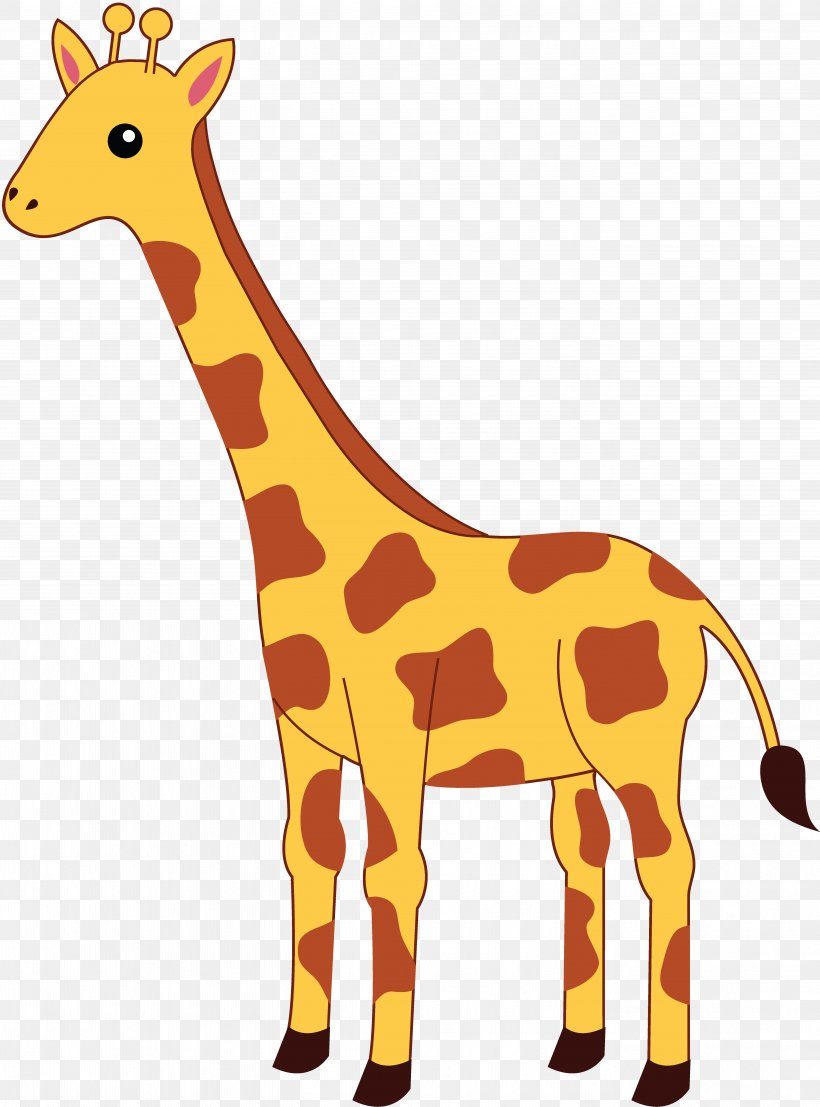 Baby Giraffes Free Content Clip Art, PNG, 5476x7399px.