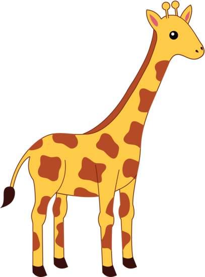 Best Giraffe Clipart #4671.
