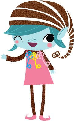 Brownies clipart elf, Brownies elf Transparent FREE for.