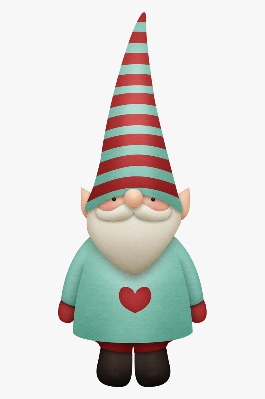Gnome Clipart Printable.