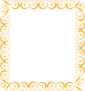 Gold Border Clip Art at Clker.com.