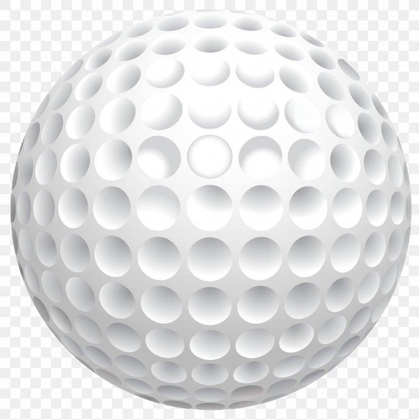 Golf Ball Golf Club Clip Art, PNG, 3707x3720px, Golf Balls.