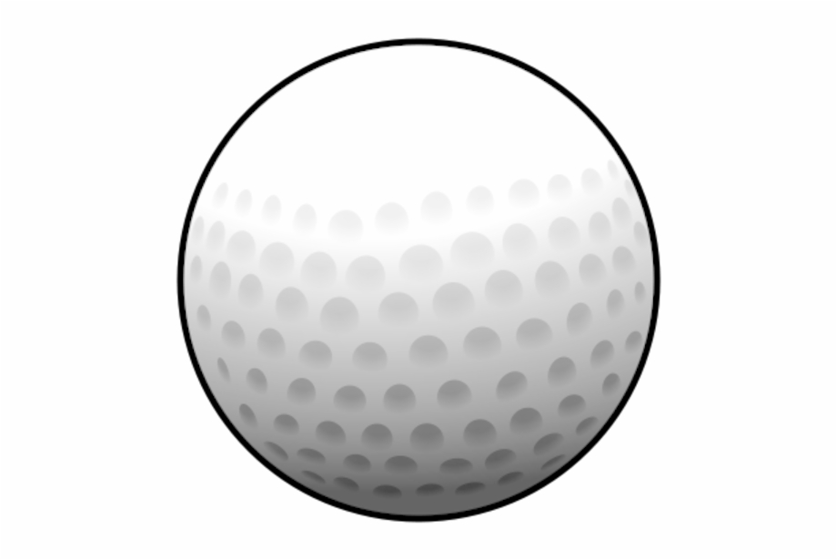 Golf Ball Clip Art Free Vector Clipart Images.