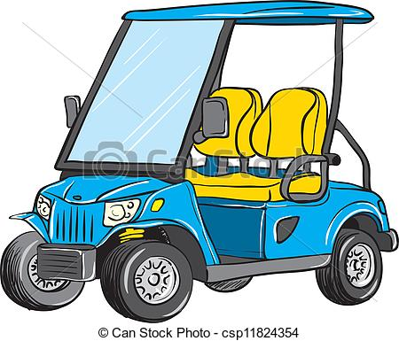 Free golf cart clipart 3 » Clipart Station.
