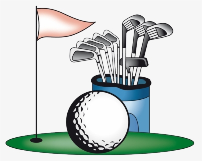 Free Free Golfing Clip Art with No Background.