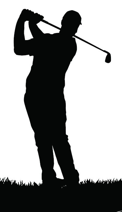 Golfer free sports golf clipart clip art pictures graphics.