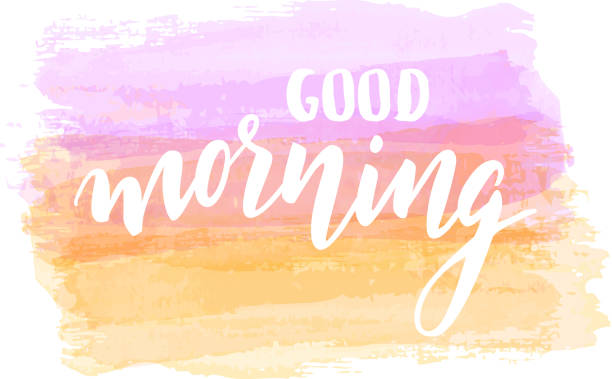 Good morning clipart free 5 » Clipart Station.
