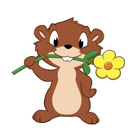 Free gopher clipart 4 » Clipart Station.