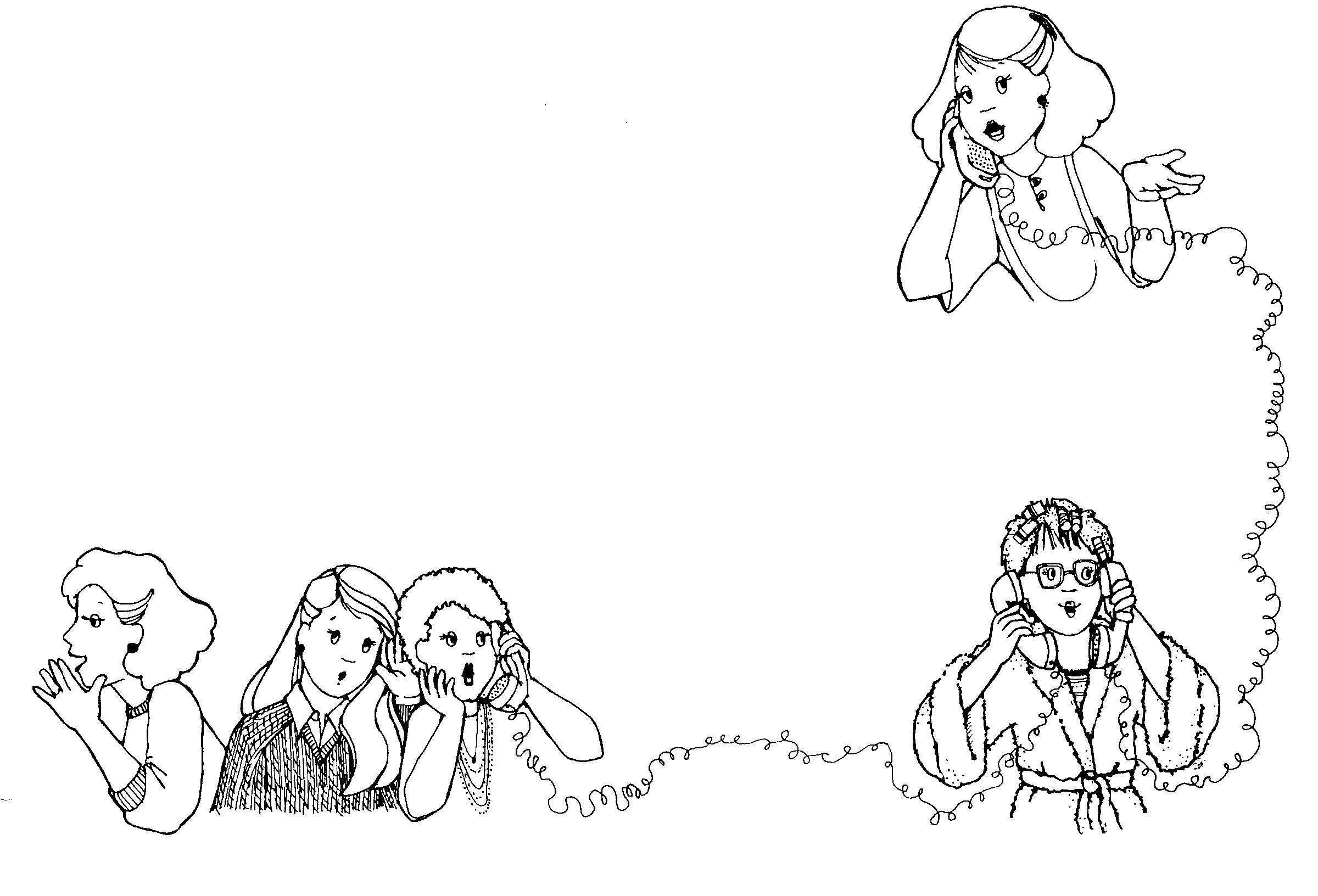 Free Gossip Cliparts, Download Free Clip Art, Free Clip Art.