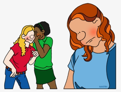 Free Gossip Clip Art with No Background.