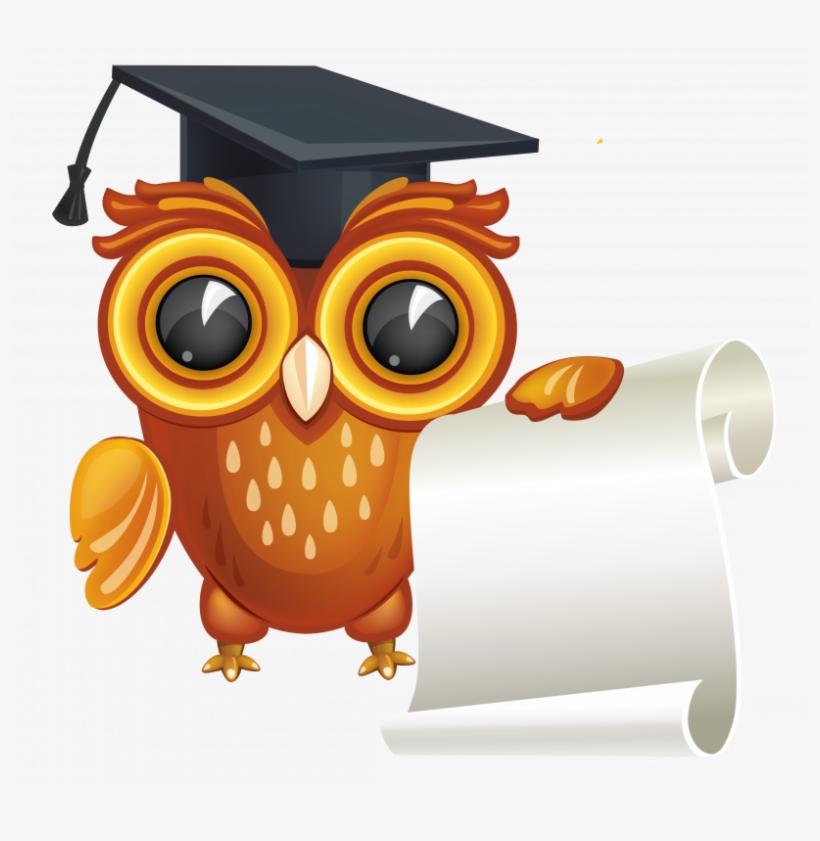 Graduation Owl Clipart Png.