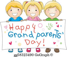 Grandparents Clip Art.