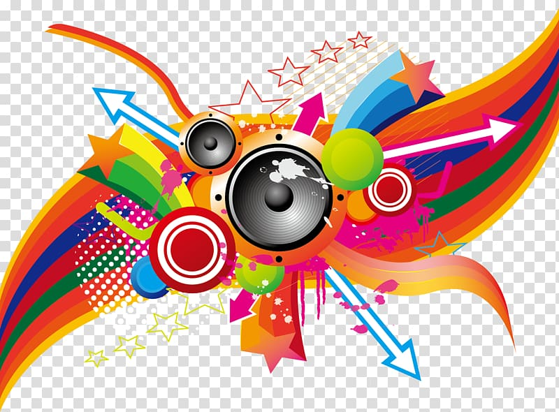 Free music Graphic design, music transparent background PNG.