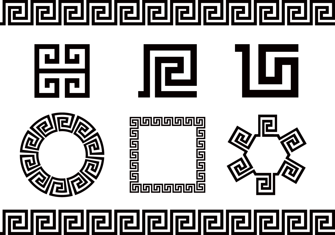 Free Greek Key Vector. Choose from thousands of free vectors.