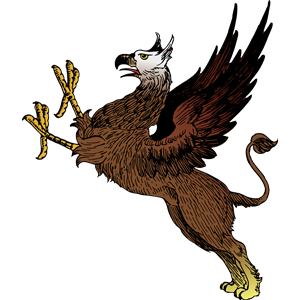 Griffin clipart, cliparts of Griffin free download (wmf, eps, emf.