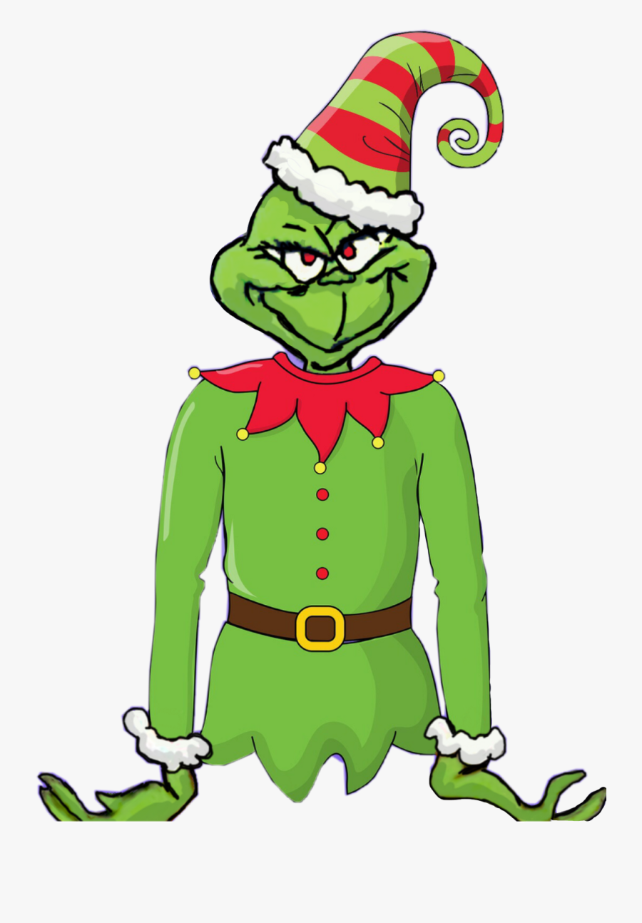 Grinch Png Angry.