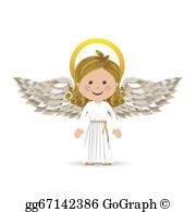 Guardian Angel Clip Art.