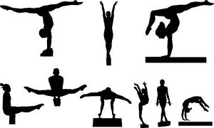Free gymnastics clipart the cliparts 3.