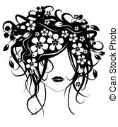 Hair Illustrations and Clipart. 149,971 Hair royalty free.