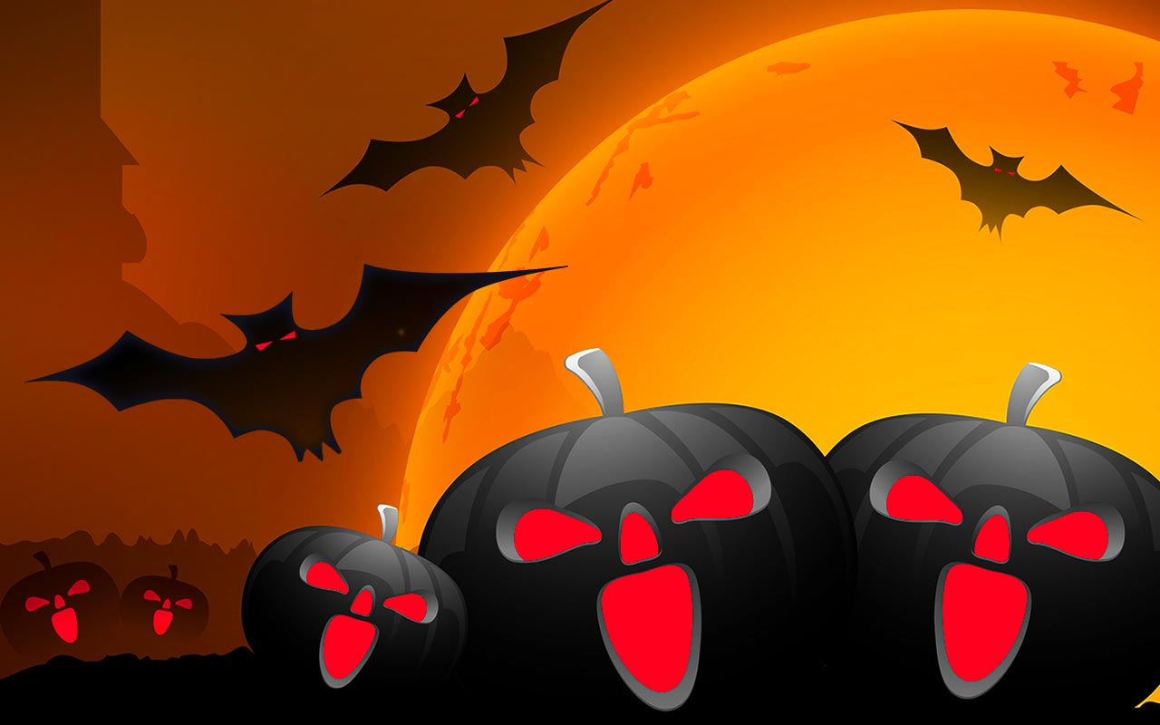 Halloween Background, Transparent PNG Happy Halloween Images.