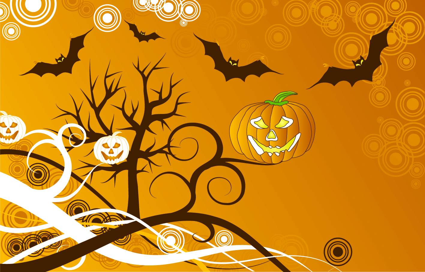 Free Clipart Of Halloween.
